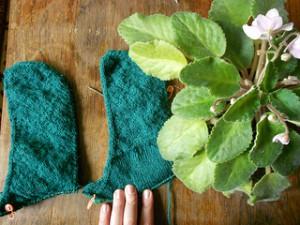два носка от мыска
