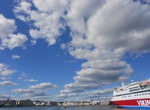 Хельсинки с моря