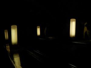 фонари в метро