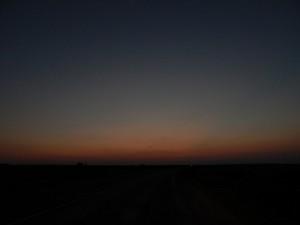 закат в ростовской области