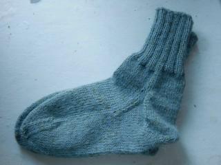 пушистые серые носки | ХорошоГромко.ру