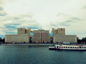 Здравствуй, Москва-город и Москва-река!