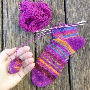 toeup socks