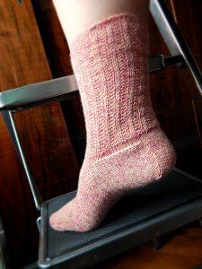 носки с квадратной пяткой без клина подъёма стопы | HoroshoGromko.ru