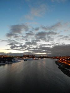 Москва-река на юге столицы | Хорошо.Громко.