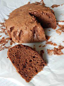 шоколадный бисквит с шоколадом, кофе и корицей - развратный бисквит | horoshogromko.ru