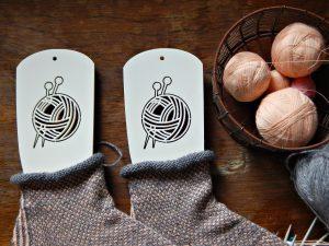 пятнистые носки на новых белых блокираторах | horoshogromko.ru