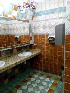 Туалет в ресторане Макс Брой во Владимире