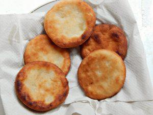 кокосовые плюшки-пончики | HoroshoGromko.ru