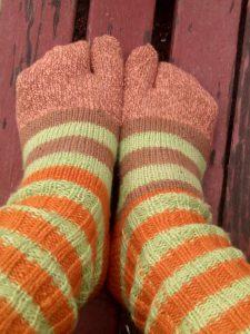 носки с большим пальцем для вьентамок | HoroshoGromko.ru