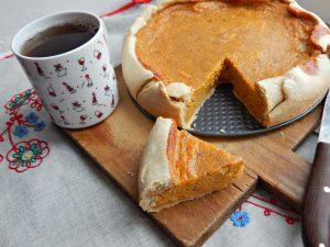 американский тыквенный пирог | HoroshoGromko.ru