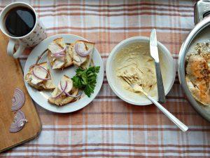 КВЗП, бутерброды с курицей | HoroshoGromko.ru