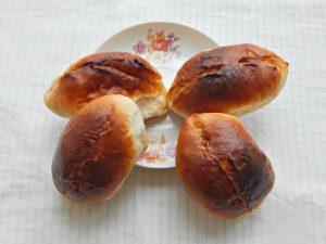 пирожки - почти расстегаи