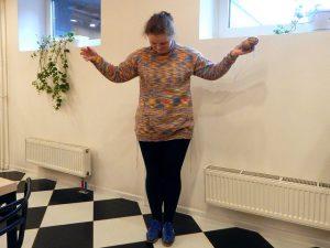 История пятнисто-полосатого свитера | HoroshoGromko.ru