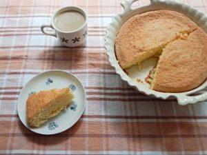 Бисквит из манной крупы, пошаговый фоторецепт из Книги о вкусной и здоровой пище | HoroshoGromko.ru