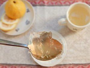 Желе лимонное по рецепту из Книги о вкусной и здоровой пище | HoroshoGromko.ru