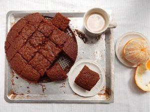 Имбирный кекс по рецепту Joy the Baker | HoroshoGromko.ru