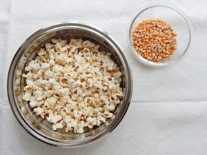 Как приготовить попкорн дома, фотоурок | HoroshoGromko.ru