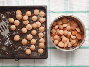 Имбирное печенье с карамельной патокой | HoroshoGromko.ru